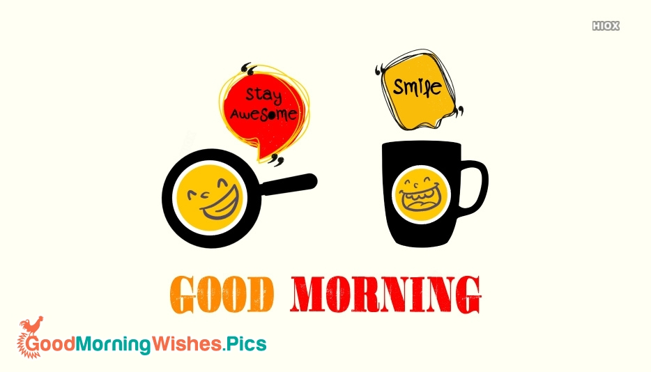 Good Morning Clipart Free