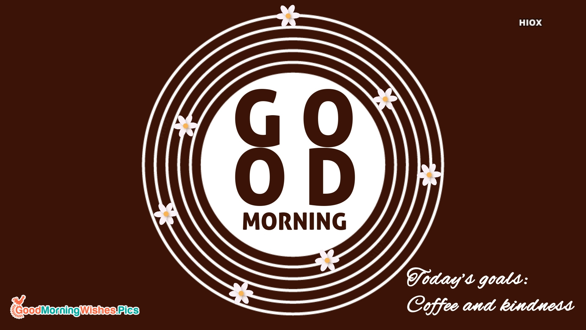 Good Morning Wishes with Coffee And Kindness