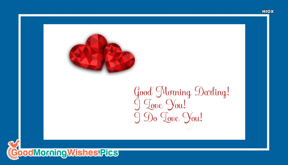 Good Morning Love Images For Him / Her