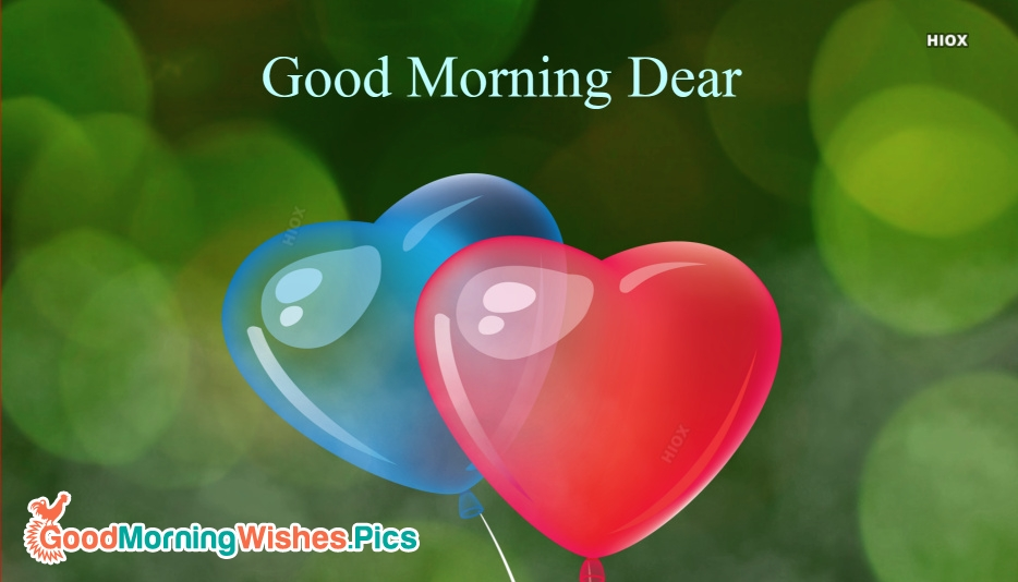 Good Morning Images for Darling