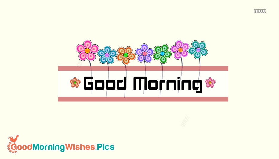 Good Morning Flower Bouquet Images