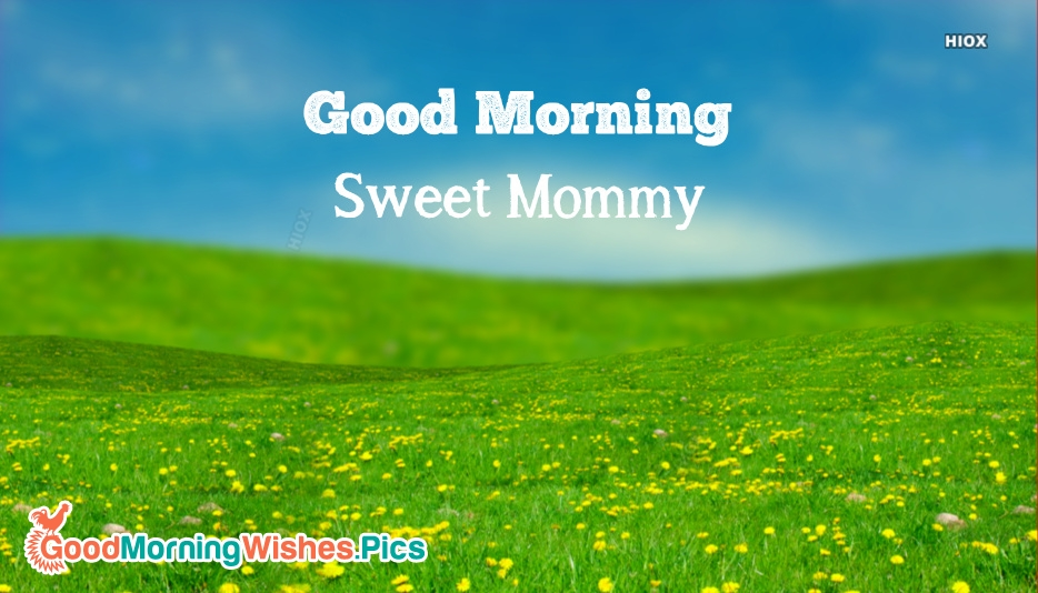 Good Morning Mom Quotes : Good morning mother images wishes for