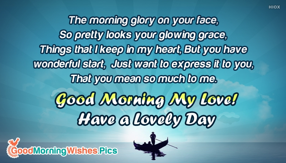 Good Morning Texts for Her @ GoodMorningWishes.Pics