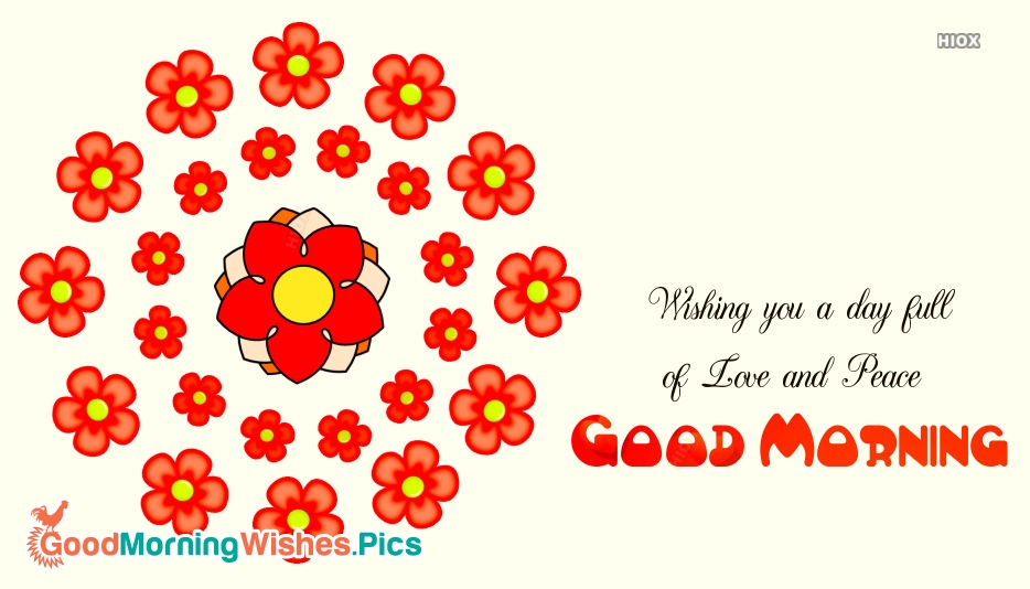 Good Morning Wishes Cute Images