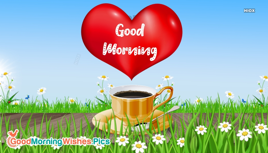 Good Morning Images for Heart