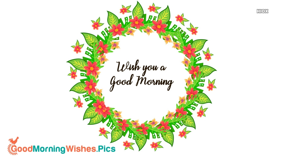 Good Morning Wishes For Office Staff