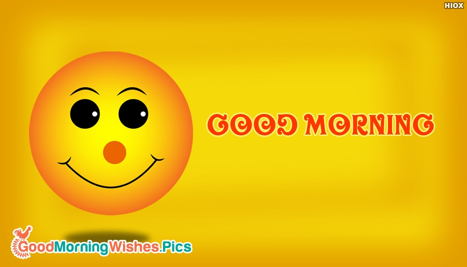 Good Morning With Cute Smile - Good Morning Images for Darling