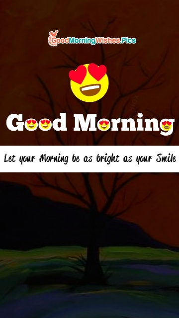 Good Morning With Smile Quotes