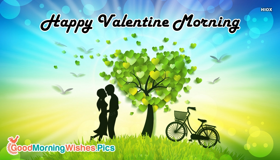 good morning images for valentines day