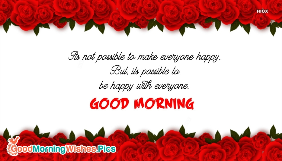 Good Morning Everyone Images, Pictures For Whatsapp, Twitter, Facebook