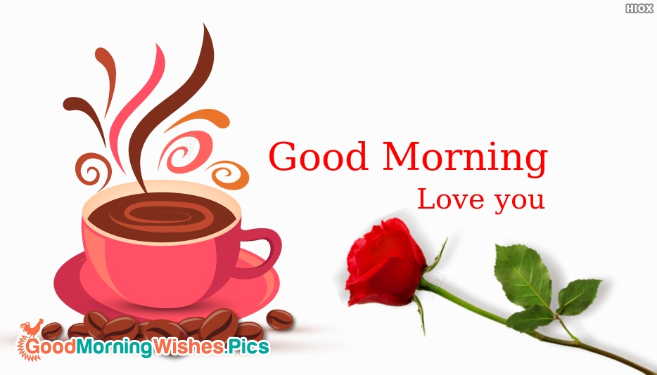 Love U Good Morning