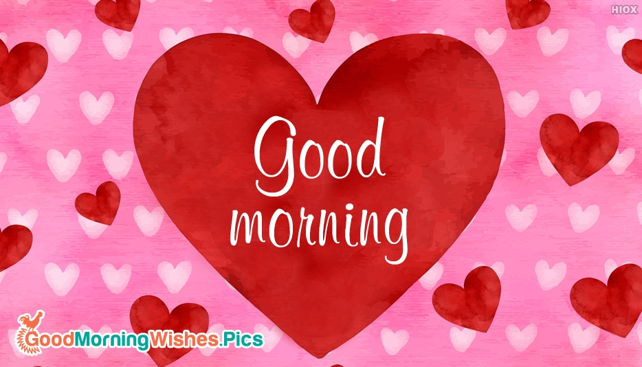 Love With Good Morning