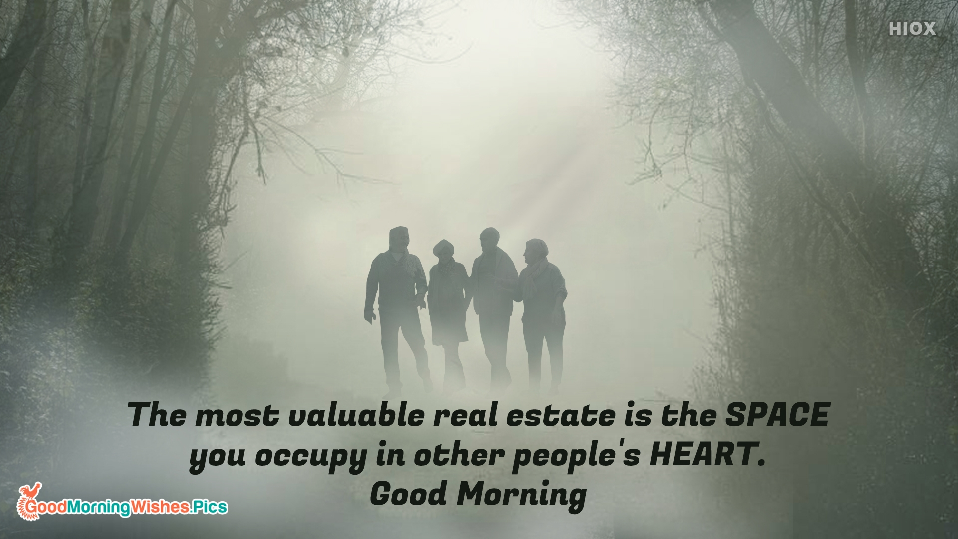 The Most Valuable Real Estate is The SPACE You Occupy In Other People