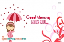 Good Morning And I Love You Image