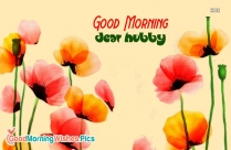 good morning wishes for husband images