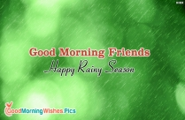 Good Morning My Friends HD Wallpapers