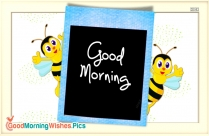 Good Morning Honey Bee Images