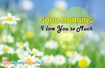 Good Morning My Love Images to Her
