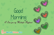 Good Morning Wishes For A Lover