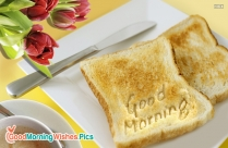 Good Morning Breakfast Images for Whatsapp