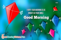 Good Morning Kite Images