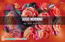 good morning wishes for husband gif