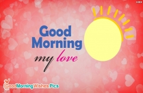 Look!! A New Day To Enjoy. Good Morning