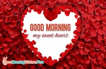 Lovely Good Morning Wishes to Wife