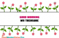 Good Morning You Are Special For Me