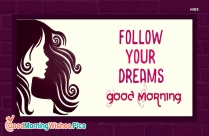 Good Morning And Quote   Make Today Amazing