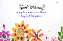 Good Morning Wishes For Special Friend