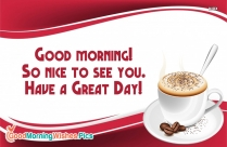 Good Morning Wishes For Whatsapp Group
