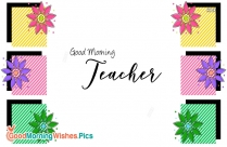 Good Morning Wallpaper Teacher