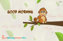 Good Morning Wishes Cute
