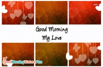 Good Morning Gif Of Love
