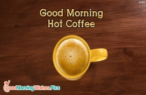 Good Morning Coffee Pictures for Facebook