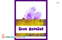 Good Morning Red Roses Gif