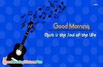 Good Morning With Music