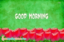 Good Morning With Red Rose Images