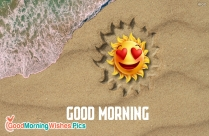 good morning happy face pictures