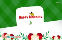 Happy Morning Thankful