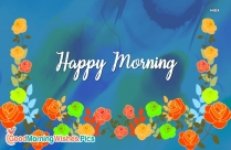 Happy Morning Colour