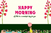 Happy Morning Cartoon Images