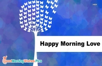 Happy Happy Morning