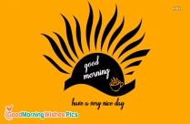 Good Morning Wishes English