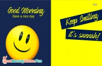 Good Morning Have A Happy Wednesday