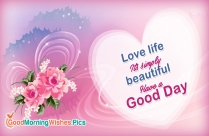 Good Morning My Love Images for Facebook