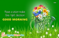 Morning Wishes Quotes