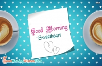 Good Morning Wishes to Better Half
