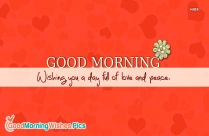 Good Morning Wishes For Someone Special